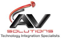 AV Solutions Logo